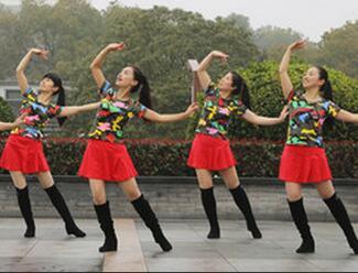 这个冬季 茉莉广场舞 入门舞蹈简单附教学