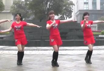 动动广场舞《小目标》 励志动感含教学