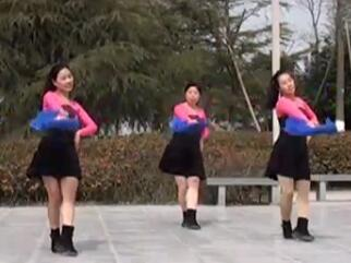 茉莉广场舞《一生为你感动》原创扇子舞附教学30辑