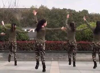 茉莉广场舞《小目标》舞曲下载