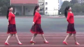 动动广场舞《雪莲花》 含教学
