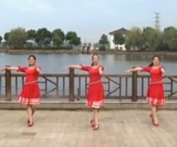 苏州盛泽雨夜广场舞《爱已飞逝》 排舞