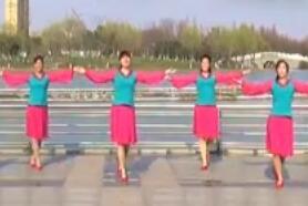 青儿广场舞《爱情伤了多少人的心》原创抒情舞