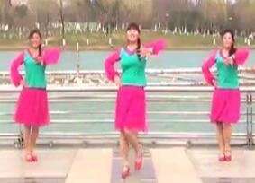 离别的车站 青儿广场舞健身舞