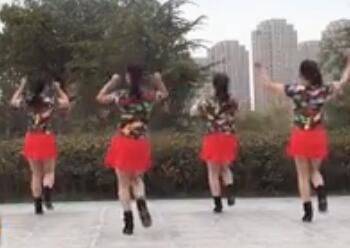 茉莉广场舞《超级舞林》
