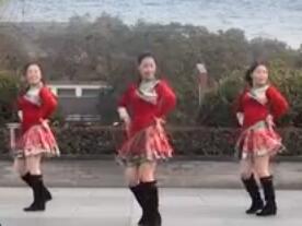 茉莉广场舞《太湖情歌》原创民族舞附教学