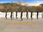 云裳广场舞 女兵走在大街上 教学视频