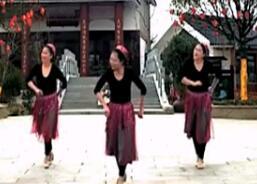 王梅广场舞 新达坂城的姑娘