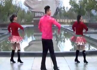 红尘的你我 楠楠广场舞