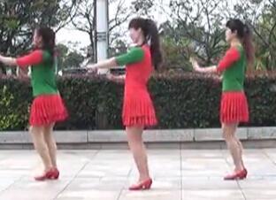 我爱的姑娘在草原 动动广场舞