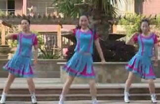 杨丽萍广场舞 不要让你的女人哭DJ活力健身操