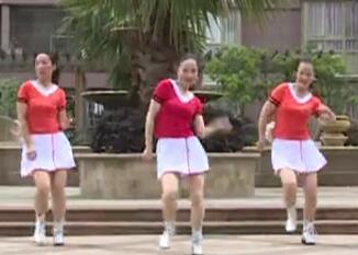 杨丽萍广场舞《我从海上来》原创现代舞