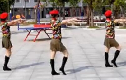 祝酒歌 惠汝广场舞 单水兵舞