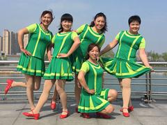 青儿广场舞《遥远的思念》教学视频
