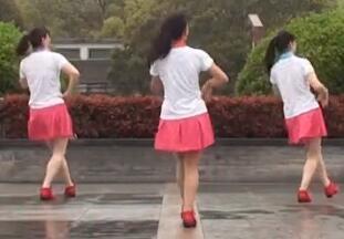 茉莉广场舞《不要让你的女人哭DJ》教学视频