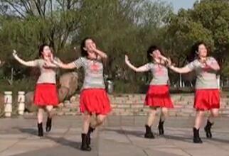 茉莉广场舞《妈妈你辛苦了》