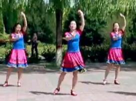 云裳广场舞《新疆我爱你》