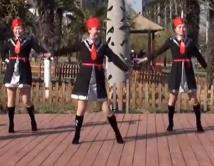 美久广场舞《家在远方》教学视频