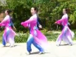 刘荣广场舞《茶禅一味》教学视频