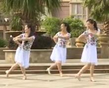 杨丽萍广场舞《你是我今生难忘的梦》