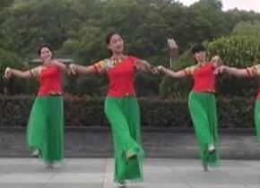 茉莉广场舞《走江南》原创古典形体舞