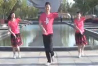 楠楠广场舞——快来找你妹(动感健身舞蹈)