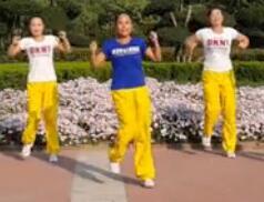 旋律2007健身队 康电情歌 含背面动作分解教学