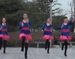 茉莉广场舞 啪啪啪 含背面分解教学