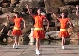 路过幸福错过爱 茉莉广场舞 含视频下载