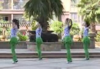 人生不能没有爱 杨丽萍原创广场舞