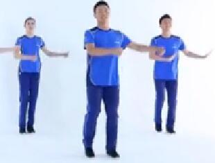 廣場舞備選推廣套路之《最美的中國》