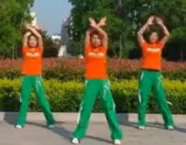 舞动旋律2007健身队《青春修炼手册》原创
