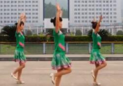 吉美广场舞《洁白的雪莲花》24拍健身舞 附教学