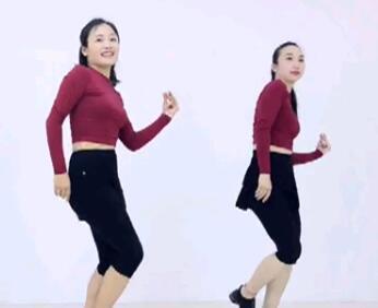 郎财女貌 糖豆广场舞课堂
