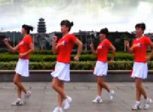 吉美广场舞《小康生活恰恰恰》现代舞 附教学