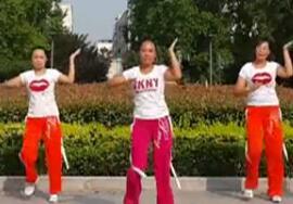 舞动旋律2007健身队《日不落》