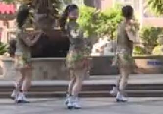 杨丽萍广场舞《我不是公主》原创32步入门舞蹈