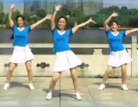 春英广场舞《与爱共舞》附MP4视频下载