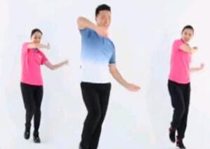 王廣成廣場舞《幸福花開一朵朵》