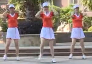 杨丽萍广场舞《不要让你的女人哭DJ》综合瘦身操