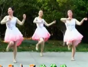 刘荣广场舞《瞄着你的爱》原创附教学