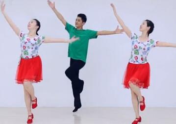 最美的中国  广场舞课堂 附视频和舞曲下载