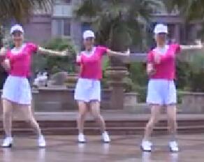 杨丽萍广场舞 你的美让我醉 拍手恰恰舞