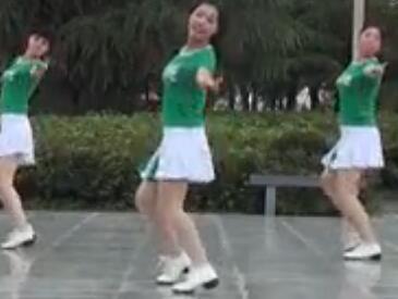 茉莉广场舞 放下手机32步步子舞