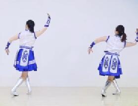《草原情思》糖豆广场舞课堂 视频及舞曲下载