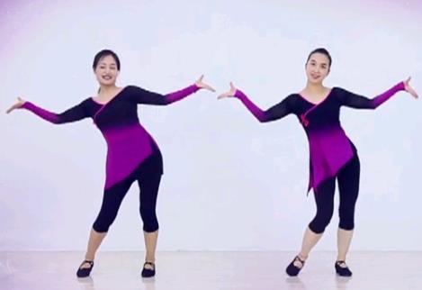 《水月亮》糖豆广场舞课堂