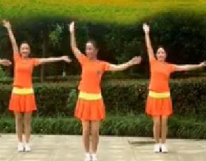 春英广场舞《一路有爱》 视频及舞曲下载
