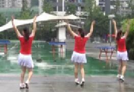 重庆叶子广场舞《排舞夏夜恰恰》视频和MP3舞曲下载