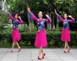 刘荣广场舞《中国顺》原创付教学 和舞曲下载