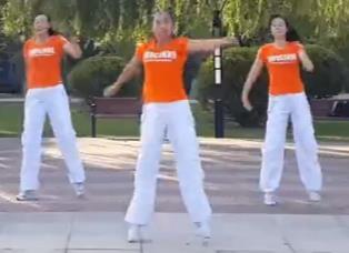舞动旋律2007健身队 与爱共舞